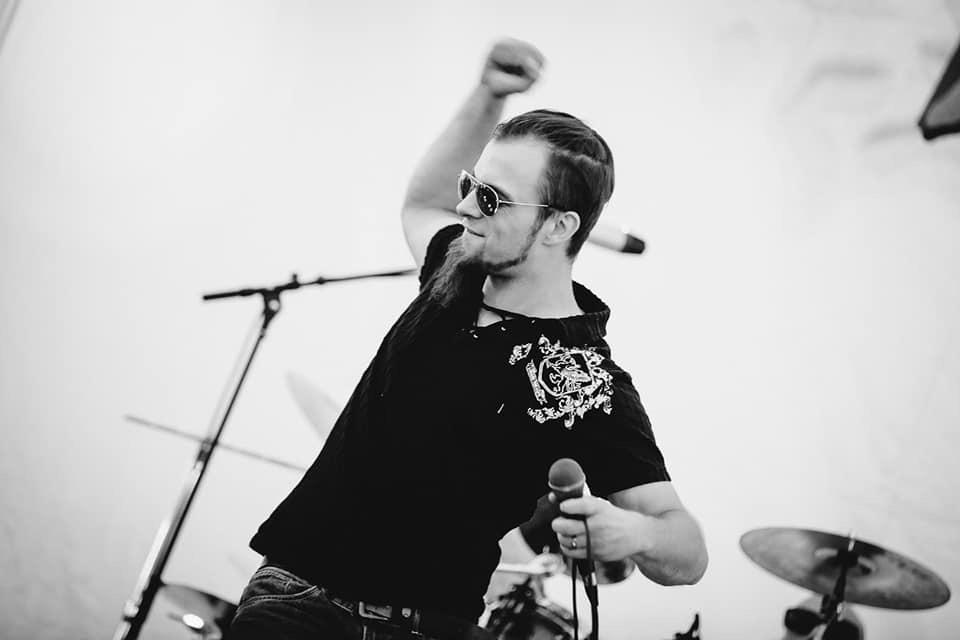 unser Sänger Daniel VOCALPOWER Pur